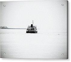 Liverpool. The Mersey Ferry 'royal Iris' Acrylic Print