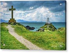 Llanddwyn Island Acrylic Print