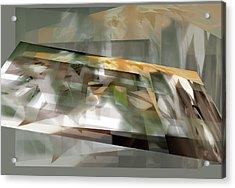 Looking Inward - Acrylic Print