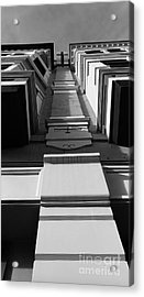 Acrylic Print featuring the photograph Looking Up by Jeni Gray