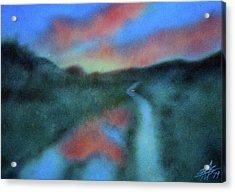Los Penasquitos Canyon Xvi  Acrylic Print by Robin Street-Morris