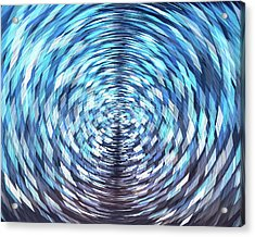 Lost In Hyperspace 10x8 Acrylic Print