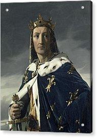 Louis Viii, King Of France Acrylic Print