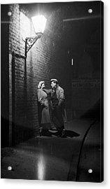 Love In Southwark Acrylic Print
