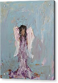 Lovely Angel  Acrylic Print