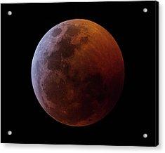 Lunar Eclipse 2019_11h44m Acrylic Print