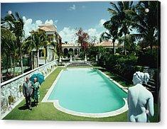 Lyford Cay Acrylic Print
