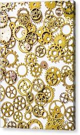 Machine Works Acrylic Print