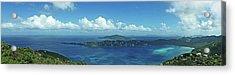 Magens Panorama Acrylic Print