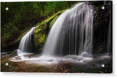 Magical Falls Acrylic Print
