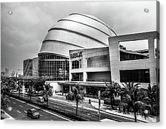 Acrylic Print featuring the photograph Mall Of Asia 3 by Michael Arend