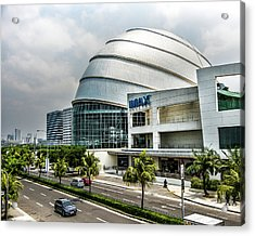 Mall Of Asia 4 Acrylic Print