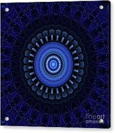 Mandala 27 Acrylic Print
