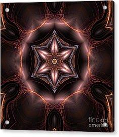 Mandala 6 Acrylic Print