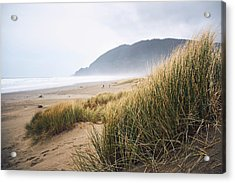 Acrylic Print featuring the photograph Manzanita Beach by Whitney Goodey