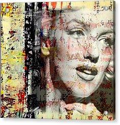 Marilyn Monroe 2 Acrylic Print