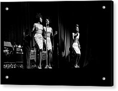 Martha And The Vandellas At The Apollo Acrylic Print