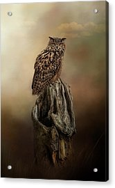 Master Of The Forest Acrylic Print