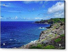 Maui Coast Acrylic Print