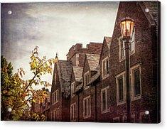 Mayslake Historic Home Acrylic Print