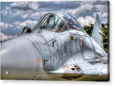 Mig-29 Jet Fighter  Acrylic Print
