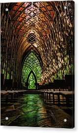 Mildred B. Cooper Memorial Chapel Acrylic Print