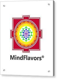 Mindflavors Original Medium Acrylic Print