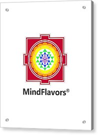 Mindflavors Original Small Acrylic Print