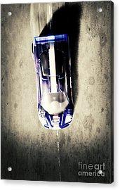 Mini Racer Acrylic Print