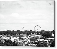 Acrylic Print featuring the photograph Minnesota State Fair by Whitney Leigh Carlson