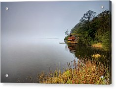 Misty Ullswater Acrylic Print