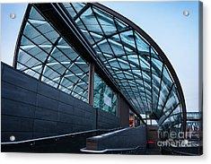 Modern Architecture Shell Acrylic Print