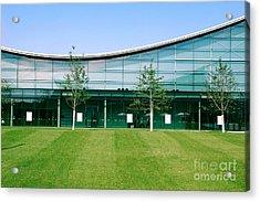 Modern Industrial Building Acrylic Print