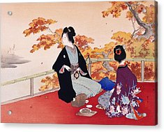 Momijigari - Top Quality Image Edition Acrylic Print