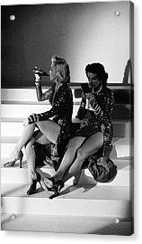 Monroe & Russell Acrylic Print