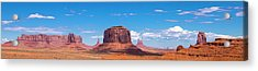 Monument Lookout Acrylic Print