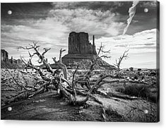 Monument Valley I Acrylic Print
