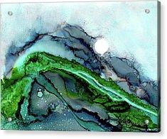 Moondance I Acrylic Print