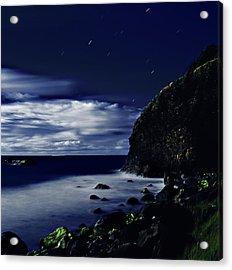 Moonlight At Argyle Acrylic Print