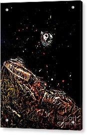 Moonstruck2 Acrylic Print