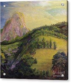 Moro Rock, Kings Canyon Acrylic Print