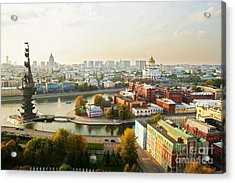 Moscow, Russia Acrylic Print