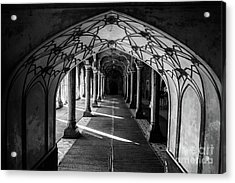 Mosque Entrance Acrylic Print