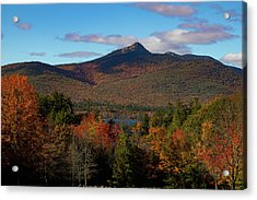 Mount Chocorua New Hampshire Acrylic Print