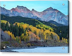 Acrylic Print featuring the photograph Mountain Trout Lake Wonder by James BO Insogna
