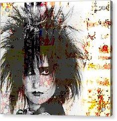 Mrs S Acrylic Print