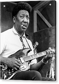 Muddy Waters Live At The Ann Arbor Acrylic Print