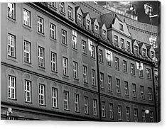 Munich Police Headquarters Acrylic Print