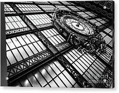 Musee D'orsay Acrylic Print