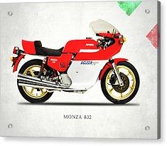 Mv Agusta Monza 1978 Acrylic Print